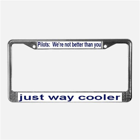 airplane license plate frames airplane flying aviation aopa licence plate frames