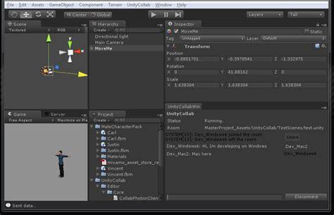 unity editorwindow tutorial unitycollab multiplayer unity editor m2h