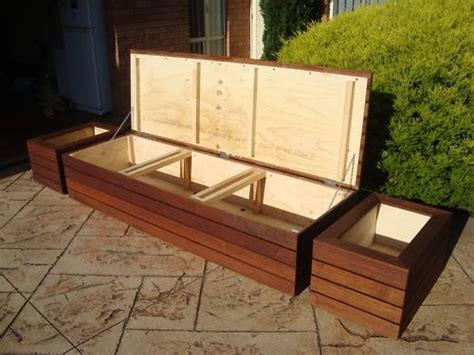 build outdoor bench seating outdoor seating with storage outdoor storage bench seat