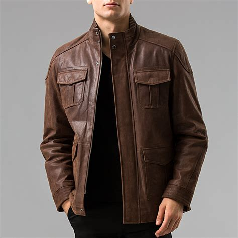 Is Real Leather by Aliexpress Buy S 6xl S Genuine Leather Jacket