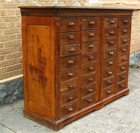 apothecary cabinet antique industrial oak apothecary cabinet for sale at 1stdibs