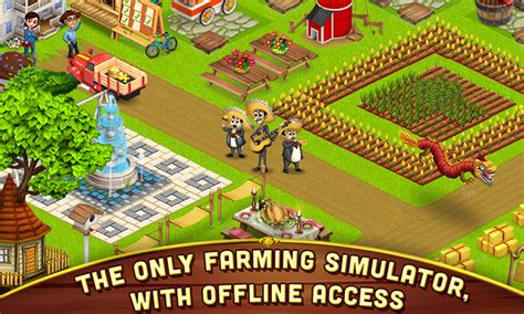 download game mancing offline mod apk big little farmer offline farm android apps on google play