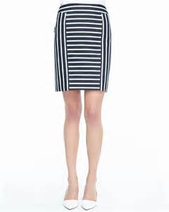 zoe barrow striped pencil skirt where to buy
