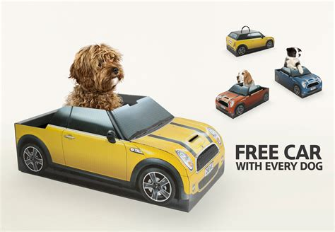 dog bed for car mini gives newly adopted puppies free topless car as dog beds designtaxi com