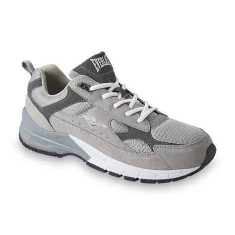 wide mens athletic shoes everlast 174 s abraham wide athletic shoe gray shop
