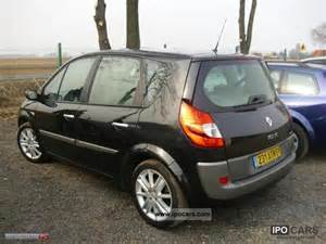 2007 Renault Scenic 2007 Renault Scenic Photos Informations Articles