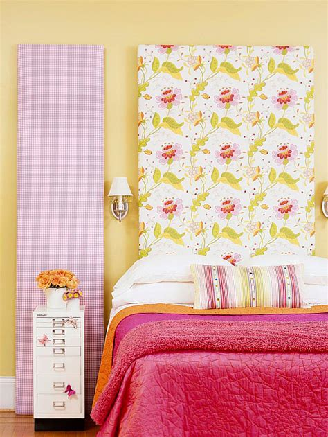 fabric panel headboard childrens curtains tips on great sources for creative