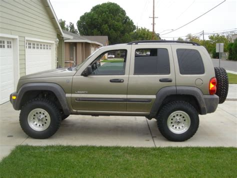 jeep liberty upgrades its all upgrade 2004 jeep liberty specs photos