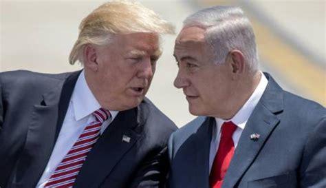 donald trump dan israel pm israel banyak negara bakal susul as akui yerusalem