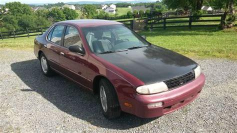1995 nissan altima engine for sale sell used 1995 nissan altima se sedan 4 door 2 4l in