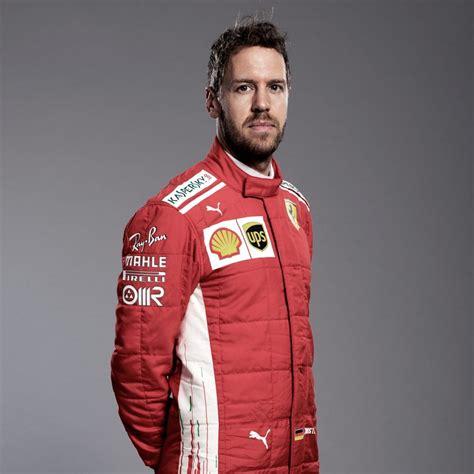 Tshirt S Vettel Driver F1 Bdc sebastian vettel 5 sebvettelnews