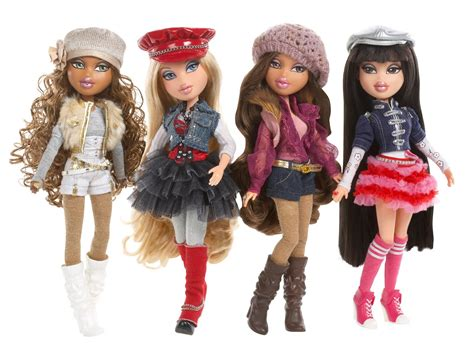 Bratz Or My Celebrating 10th Anniversary Dolls