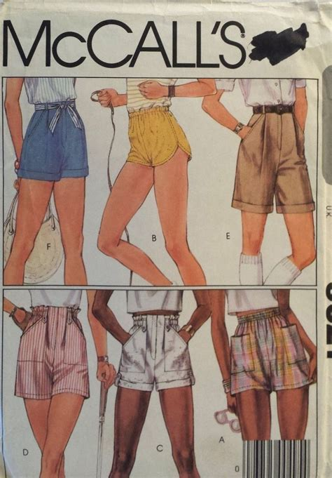 free pattern high waisted shorts the 25 best mccalls patterns ideas on pinterest vogue