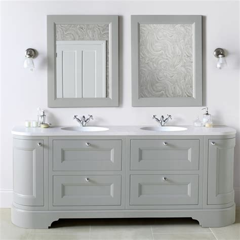 burbidge langton washstand amp worktop bathrooms direct
