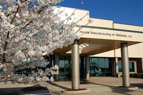 hma honda 新投資計劃啟動 美國 honda hma生產線將獲8 500萬美元資金挹注