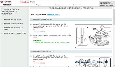 airbag deployment 1999 toyota corolla free book repair manuals service manual 2006 toyota corolla service manual free printable 2005 2009 toyota rav4