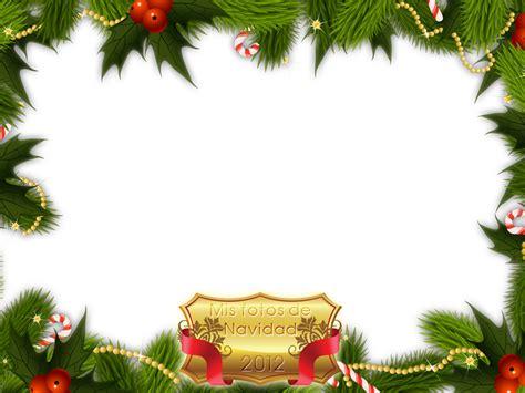 imagenes navideñas 2018 png marco para fotos en navidad marcos en psd y png para