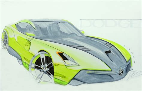 Auto Design Contest | fca design contest winners design a dodge for 2025