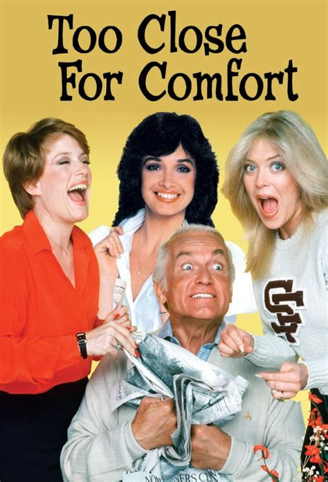 too close for comfort tv show too close for comfort tv series 1980 1987 posters