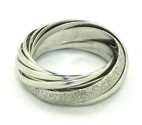 Wedding Bands White Gold 18k white gold style wedding bands rings