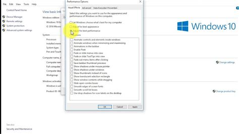 better ds3 tutorial windows 10 optimize windows for better performance turn off visual