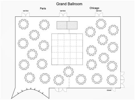 floor plan wedding sofitel chicago magnificent mile wedding ballroom layout