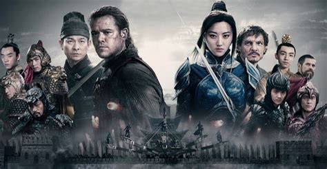 film fantasy terbaik 2017 trailer film action the great wall info baswara