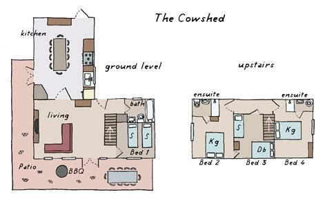 Ensuite Bathroom Floor Plans accommodation overview hawthbush farm