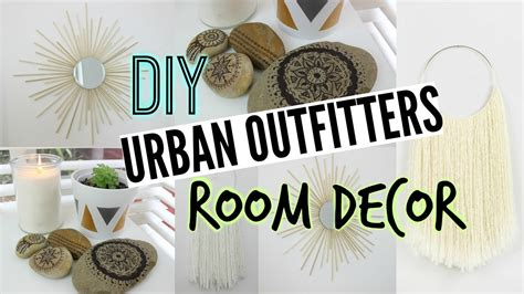 urban outfitters bedroom decor diy tumblr room decor urban outfitters inspired youtube