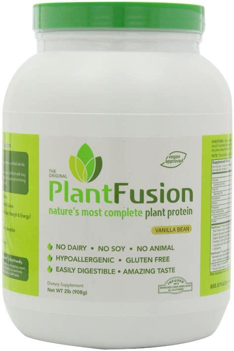 protein powder plantfusionamazon