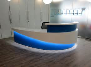 Grey Changing Table Reception Led Display Sdl Lighting