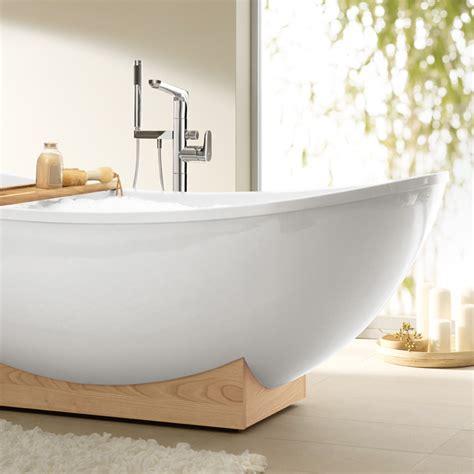 villeroy und boch freistehende badewanne villeroy boch my nature duo freistehende badewanne wei 223