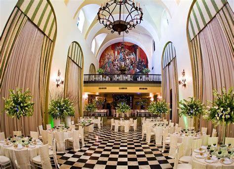 Destination wedding venue at Hotel El Convento in Old San
