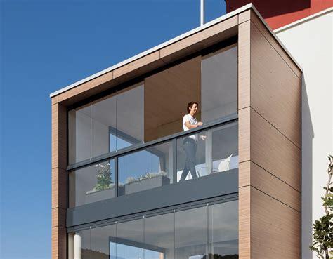 Lu Industri verbesserter schallschutz durch balkonverglasung