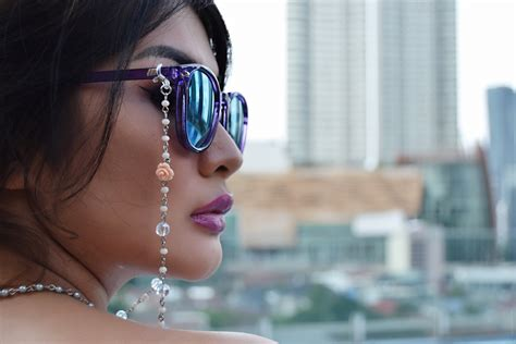5 ide til kekinian dengan tali kacamata facetofeet