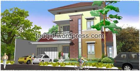 Paket Sketsa paket jasa desain rumah tinggal bangunan disain