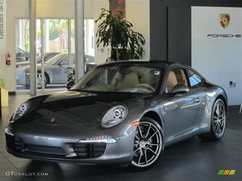 grey porsche 911 image gallery 2013 porsche 911 colors