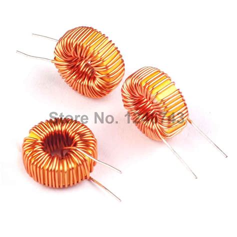 toroid inductor diy 5pcs 47uh 3a toroid inductor wire coil wind wound outer dia for diy in inductors from home