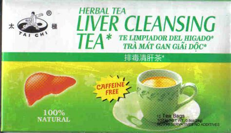 Liver Detox Tea Tevana by Cleansing Tea Detox Exercise Programs For Weight