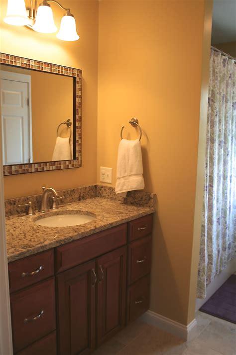 maple vanity  rhodeislandbathroom cypressdesignco cypress design  rhode island bathroom