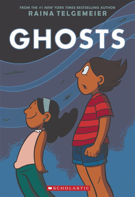 ghosts a haunted history books jun161552 raina telgemeier ghosts gn previews world