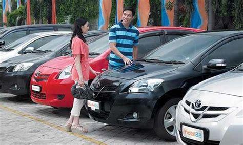 mobil bekas terbaik harga rp jutaan  laris