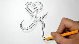 letter jk heart tattoo designs danielhuscroft com