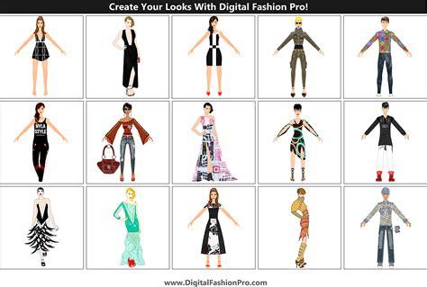 design your fashion fashion design software digital fashion pro design