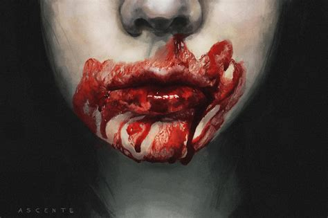 the bloody bloody by matteoascente on deviantart