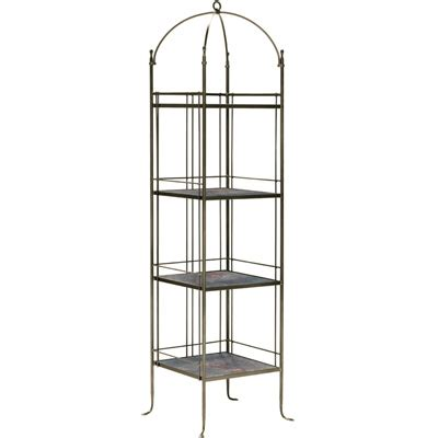 Cheap Bakers Rack by Charleston Forge H423 Bakers Rack Monarch Bakers Rack