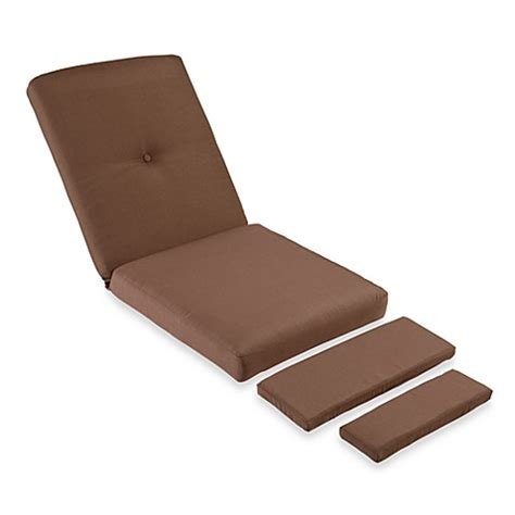 mix match stratford wicker recliner cushion bed bath buy mix match stratford wicker recliner cushion from bed