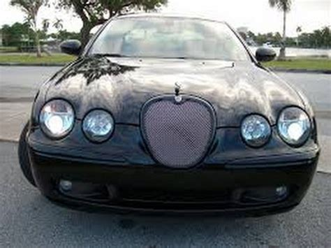 jaguar s type r hid headlight upgrade replace your