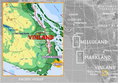 vinland map the last viking helluland markland and vinland