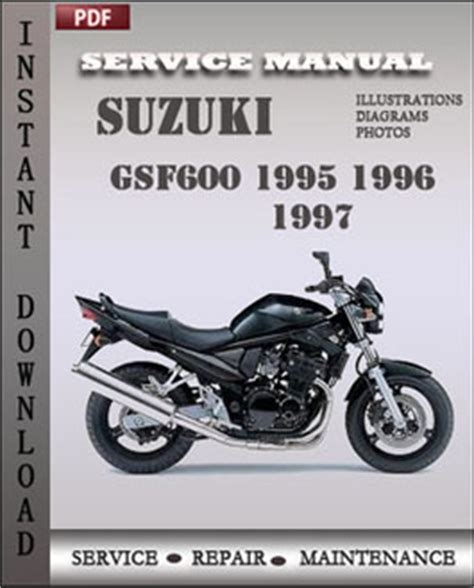 free online car repair manuals download 1996 suzuki esteem parental controls suzuki gsf600 1995 1996 free download pdf repair service manual pdf